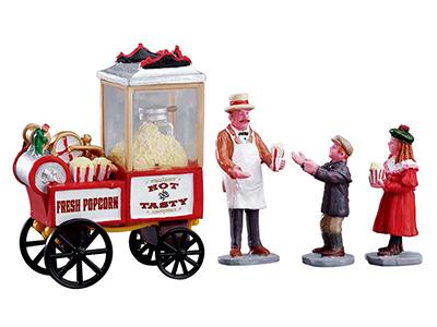 Popcorn Seller,