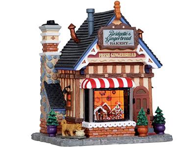 Bridgette's Gingerbread Bakery