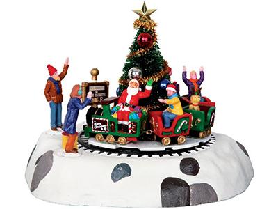 Santa's Kiddie Train