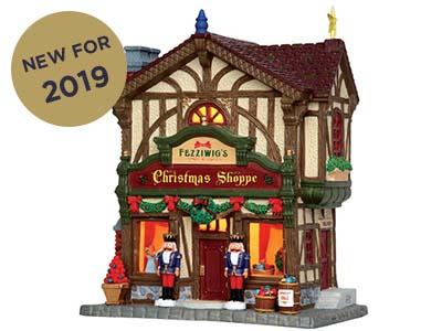 Fezziwig's Christmas Shoppe