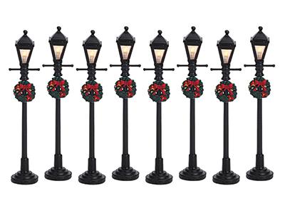 Gas Lantern Street Lamp